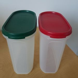 Tupperware Modular Mates #1613-5 SET OF 2!